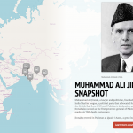 StoryMap: On Jinnah's 70th death anniversary