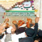 Urs Baba Fareed: Jubilant devotees ready to pass through Bahishti Darwaza