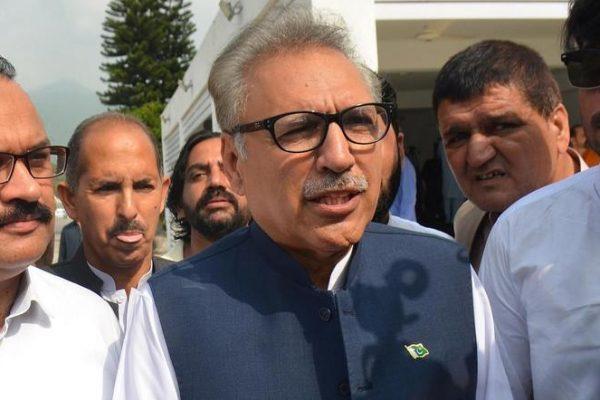 CPEC to change destiny of the country: Alvi