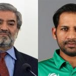PCB chief Mani once again bats for skipper Sarfraz