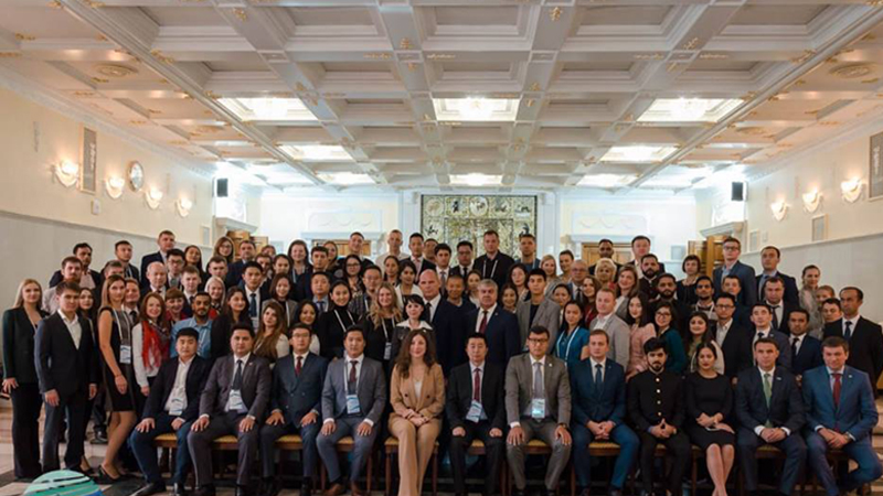 Global Youth Clan represents Pakistan at SCO Young Leaders Forum to