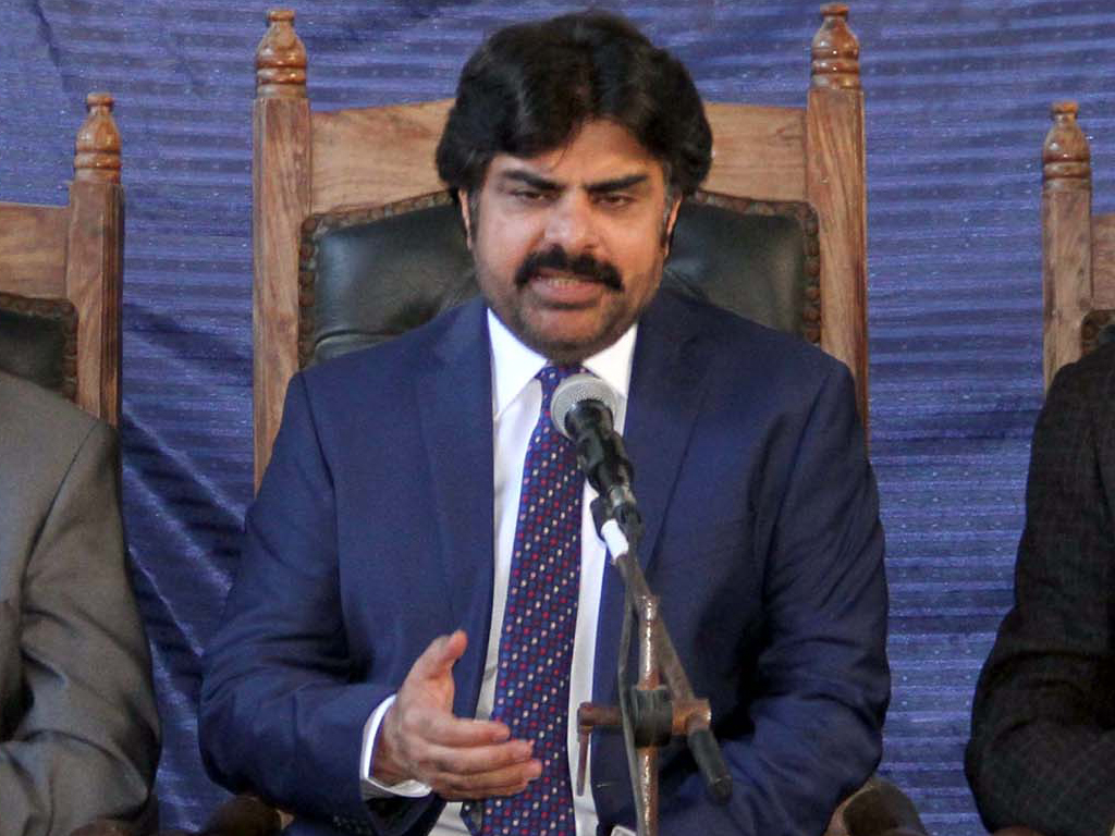 Sindh information minister vows to protect people's lives, property