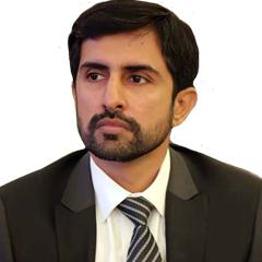 M Saqlain Arshad