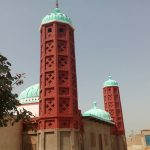 The prestigious shrine of Amrote Sharif