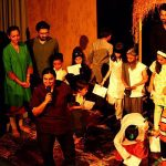 Empowering the stage again in Pakistan