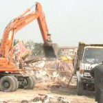 Anti-encroachment drive halted following arrest of Shehbaz Sharif