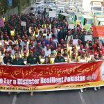 Awareness walk aims to build resilience and precautionary measures against natural disasters