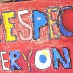 Let's ensure our children are respectful not shallow