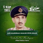 When Air Marshal Nur Khan and his vision took PIA to new heights