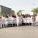 Cases against journalists spark protest in Bahawalpur