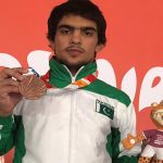 Pakistan's wrestler wins bronze medal at 2018 Youth Olympics