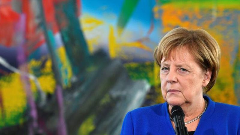 Merkel's fragile coalition shaken by Bavaria poll debacle
