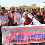 40,000 people die annually due to breast cancer in Pakistan, SMBBMU observes