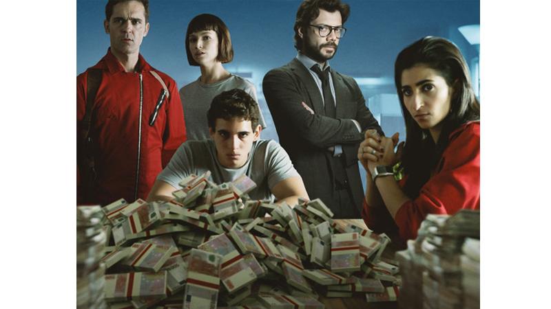 Netflix confirms 'Money Heist' will return with season 3
