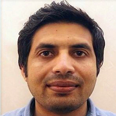 Dr Junaid Ahmed