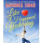 'Like it Happened Yesterday' — recalling the days gone by