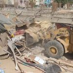Authorities launch anti-encroachment operation in Saddar