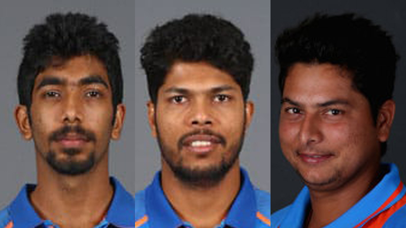 India Rest Bumrah Umesh And Kuldeep For Final Windies T20i In