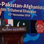 Trilateral dialogue terms CPEC a harbinger of peace in region