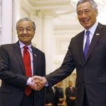 Singapore, Malaysia renew ties as historic rival surfaces