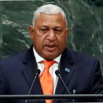 Former coup leaders battle for control in Fiji election