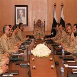 215th corps commanders conference reviews geo-strategic environment, security situation