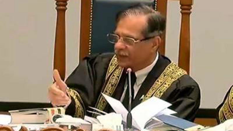 Govt lacks capability, skill and strategy: CJP