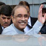 Zardari, Talpur's bails extended till December 10