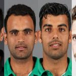 Taylor, Fakhar, Shadab and Ferguson achieve career-high rankings