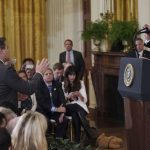 CNN sues White House over barring of reporter