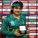 Javeria strikes as Pakistan thrash Ireland by 38 runs