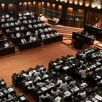 Sri Lanka parliament sacks Rajapakse, leaving power vacuum