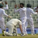 Taylor heroics go in vain as Mehidy helps Bangladesh level series
