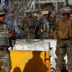 US troop levels at Mexico border likely at peak — commander