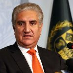 FM Qureshi arrives in UAE to attend forum on Middle East