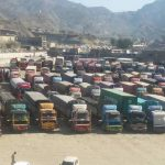 Clearing process at Torkham comes to a halt