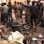 Two killed in Karachi blast