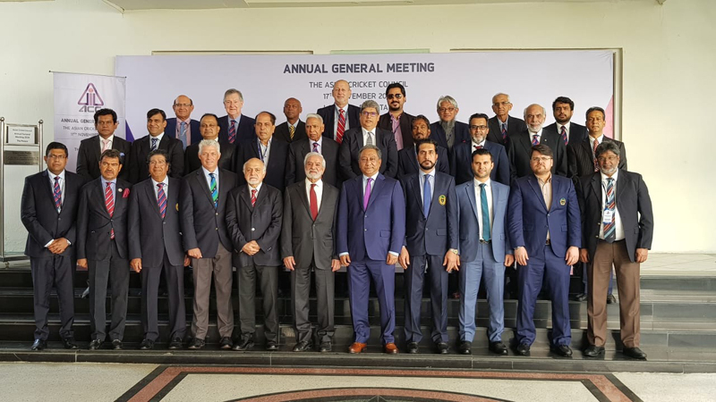 PCB hands over ACC Presidency to Bangladesh - Daily Times