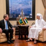 FM Qureshi meets UAE's counterpart to discuss regional issues in Abu Dhabi