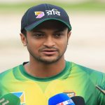 Shakib returns from finger injury to lead against West Indies in first Test