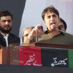 A dark era enforced on nation: Bilawal Bhutto