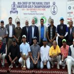 Ahmad Baig lifts 8th CNS Golf Championship title at Defence Raya