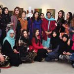 Exhibition by art students held at RAC