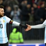 'We all want him back': Dybala on Messi's Argentina future