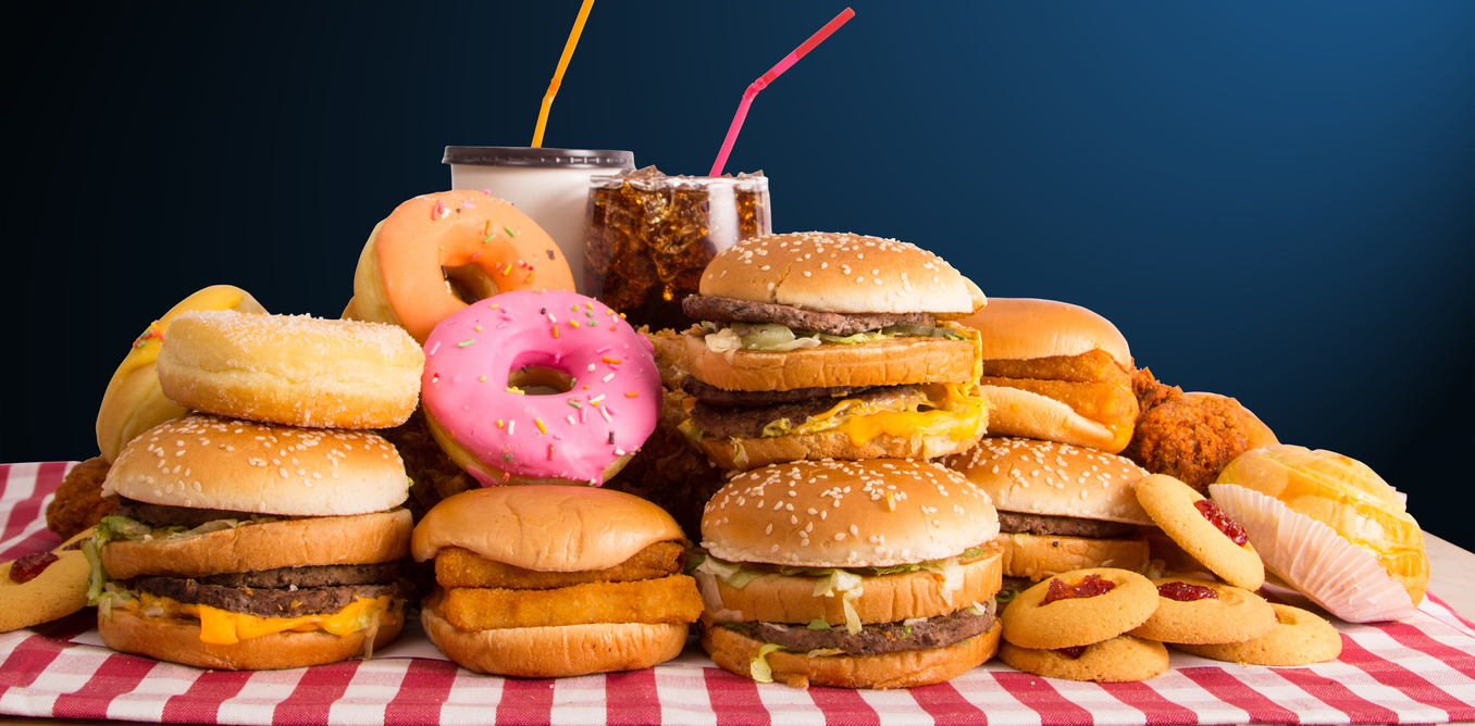 Protect kids from junk food - Daily Times