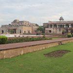 Jahangiri Quadrangle — the emperor's footprints in Lahore Fort