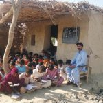 Villagers demand govt to provide proper education facilities in rural Sindh