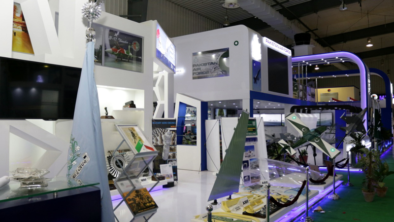 10th International Defence Exhibition and Seminar begins today