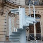 Piece of Eiffel Tower staircase sold for 169,000 euros