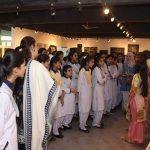 Degree Show concludes at CEAD, thousands of dignitaries witnessed the exhibition
